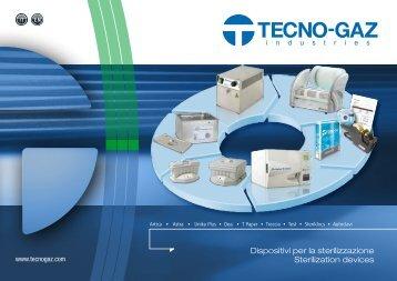 Dispositivi per la sterilizzazione Sterilization devices - CreativDental