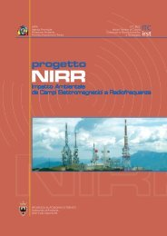 NIRR - Agenzia provinciale per la protezione dell'ambiente