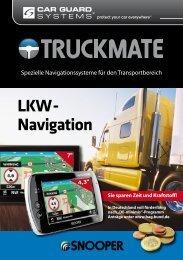 LKW - Navigation - Kienzle Automotive GmbH