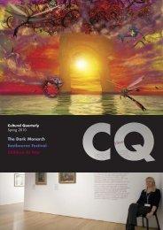 Spring 10 - Cultural Quarterly Online