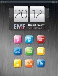 Raport Roczny 2012 - Empik Media & Fashion