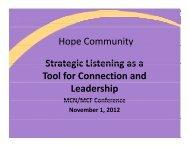 Hope Community presentation.pptx - Minnesota Council of Nonprofits