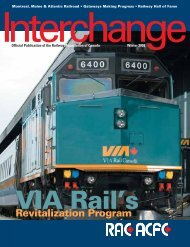 to download document (pdf 5803KB) - Railway Association of Canada