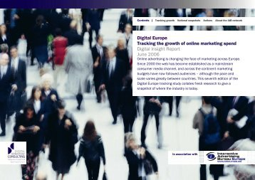 Digital Europe - Digital Strategy Consulting
