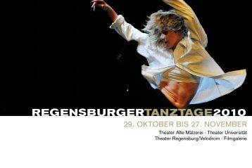 REGENSBURGERTANZTAGE2010