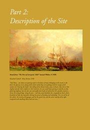 Part 2: Description of the Site - Liverpool World Heritage