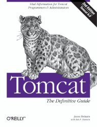 Tomcat(pdf) - DOC SERVE