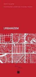 URBANIZEM - Fakulteta za arhitekturo - Univerza v Ljubljani