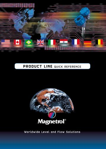 Magnetrol International - Summit Valve and Controls