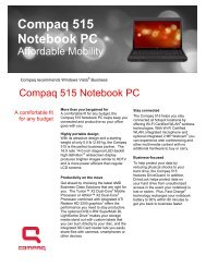 Compaq EVO N610c pdf