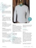 Creamy Aran pullover - Love of Knitting - Page 3