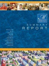 Summary Report - Mississippi Renewal