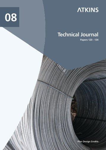 Technical Journal 8 - Atkins