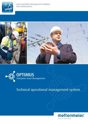 OPTIMUS Enterprise Asset Management - Mettenmeier GmbH