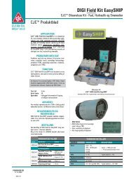 DIGI Field Kit EasySHIP - Cjc.dk