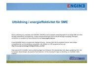 Energi - Engine-sme.eu