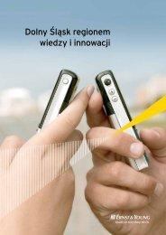 Dolny Śląsk regionem wiedzy i innowacji - Ernst & Young