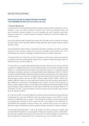 notas eXPLICatIVas - MAHLE Metal Leve » Investor Relations