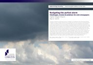 Navigating the perfect storm - Digital Strategy Consulting