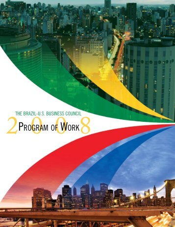 PROGRAM OF WORK - Brazil-US Business Council