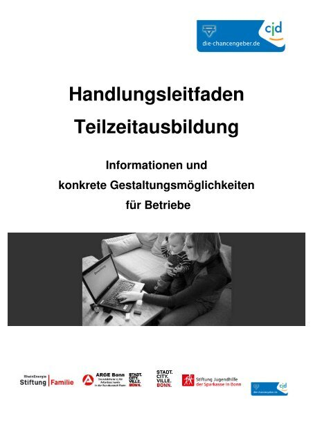 Handlungsleitfaden Teilzeitausbildung - CJD Bonn