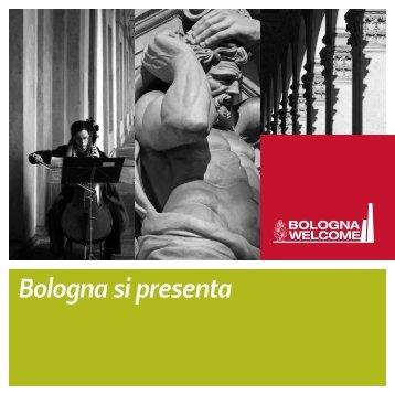 Bologna si presenta (solo pdf) - Bologna Welcome