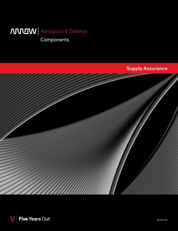 download our brochure - Arrow Electronics