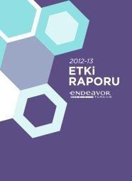 ETKi RAPORU - Endeavor