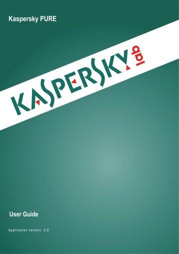 English (USA/Canada) - Kaspersky Lab