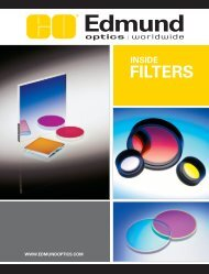 Inside Filters - Edmund Optics