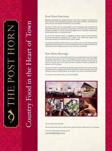 Post Horn Menu.pdf - Liberation Group