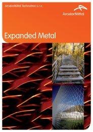 Expaned Metal Brochure - PGA Consultants