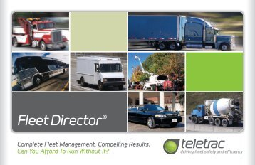 Fleet Director® - Todd Dugan Graphics — Home