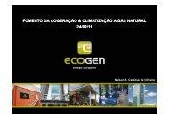 Cogeração - Cogen