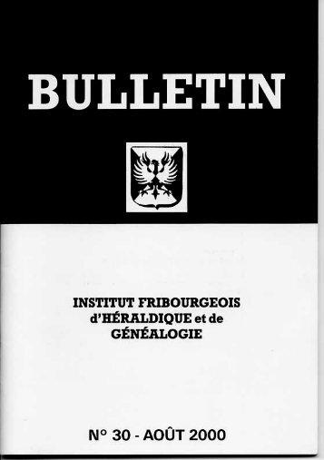 BULLETIN n°30 - IFHG