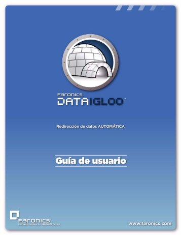 Instalación de Data Igloo - Faronics