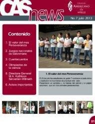 Take a look - Colegio Americano del Sur