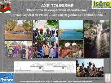 Actions de TETRAKTYS à MADAGASCAR - Le tourisme solidaire