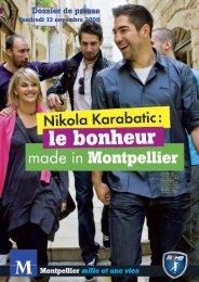 Nikola Karabatic, les valeurs made in Montpellier