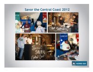 10.12 Morro Bay Marketing Report Part 2