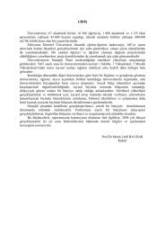 Kurumsal Mali Durum ve Beklentiler Raporu 2006 - Süleyman ...