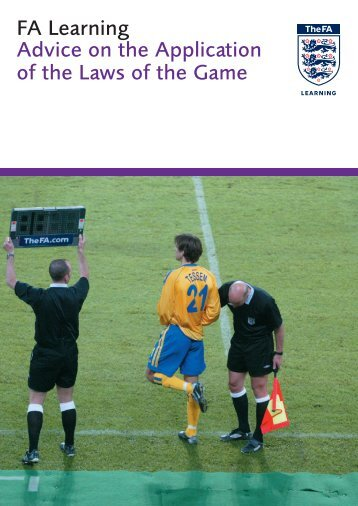 16174THEFOOTBCVR:Layout 1 - The Football Association