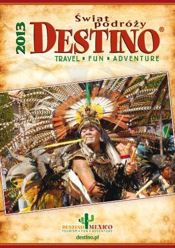 Katalog 2013 - Destino Mexico