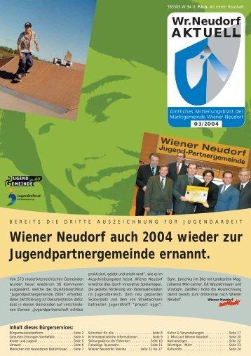 1.SVg Wiener Neudorf - RiSKommunal