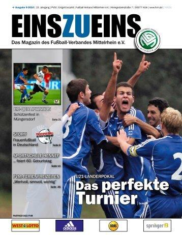 Turnier - Fußball-Verband Mittelrhein e.v.