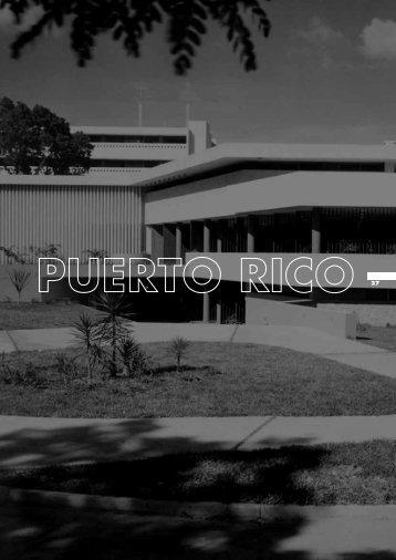 Toro y Ferer Ten years of Reasonable Architecture in Puerto Rico