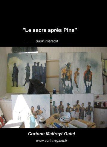 Le sacre après Pina