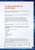 Sjekkliste for tillitsvalgte ved permitteringer ... - El og it forbundet - Page 7