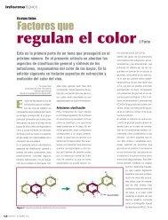 Factores que regulan el color - grupo de investigación enológica ...