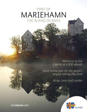 port of Mariehamn - Cruise Baltic